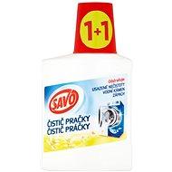 SAVO čistič práčky Citrón 2 × 250 ml - Čistič práčky