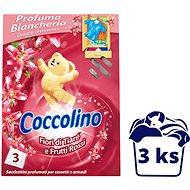 COCCOLINO Frutti Rossi vôňa do skrine 3 ks - Vôňa do skrine