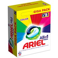 ARIEL Liquid Color 3in1 84 ks - Kapsuly na pranie
