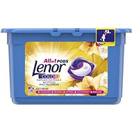 LENOR Silk Orchid 3in1 14 ks - Kapsuly na pranie