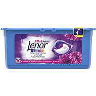 LENOR Flower Bouquet 3in1 28 ks - Kapsuly na pranie