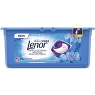 LENOR Waterlily 3in1 28 ks - Kapsuly na pranie