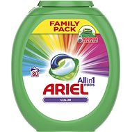 ARIEL Color 3in1 80 ks - Kapsuly na pranie