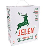 JELEN Soap Powder 3kg (60 Washes) - Eco-Friendly Washing Powder