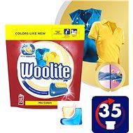 WOOLITE COLOR Keratin XL 2in1 35 ks - Kapsuly na pranie