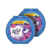 LENOR 3in1 Amethyst & Floral Bouquet 94 ks - Kapsuly na pranie