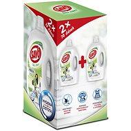 SAVO Farebná aj biela bielizeň 2× 3,5 l (140 praní) - Prací gél