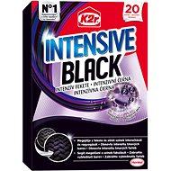 K2R Intensive Black 20 ks - Obrúsky do práčky