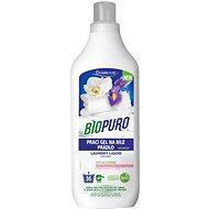 BIOPURO Tekutý prací gél na bielu bielizeň 1 l (35 praní) - Ekologický prací gél