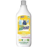 BIOPURO Organický tekutý prací gél pre citlivú pokožku a bábätká 1 l (35 praní) - Ekologický prací gél