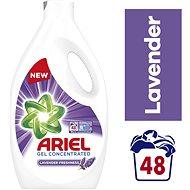 ARIEL Lavender 2,64 l (48 praní) - Prací gél