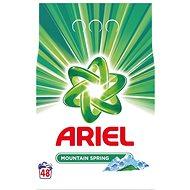 ARIEL Mountain Spring 3,6 kg (48 praní) - Prací prášok