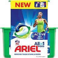 ARIEL Active Sport 3in1 45 ks - Kapsuly na pranie