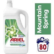 ARIEL Mountain Spring 4,4 l (80praní) - Prací gél