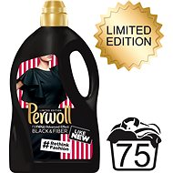 PERWOLL Black Rethink Fashion 4,5 l (75 praní) - Tekutý prací prostriedok