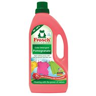 FROSCH Color Granátové jablko 1,5 l (22 praní) - Ekologický prací gél