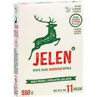 JELEN Soap Powder 550g (11 Washes) - Eco-Friendly Washing Powder