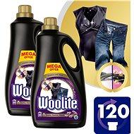 WOOLITE Dark, Black & Denim 2× 3,6 l (120 praní) - Prací gél