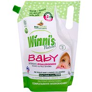 WINNI'S BABY 2-in-1, 800ml (16 Washes) - Eco-Friendly Gel Laundry Detergent