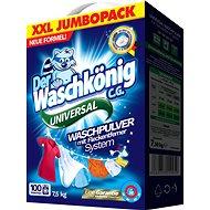 DER WASCHKÖNIG Universal 7,5 kg (100 praní) - Prací prášok