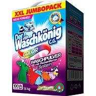 DER WASCHKÖNIG Color 7,5 kg (100 praní) - Prací prášok