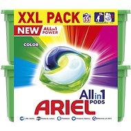 ARIEL All-in-1 Color 55 ks - Kapsuly na pranie
