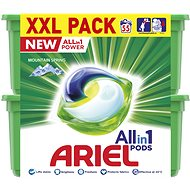 ARIEL All-in-1 Mountain Spring 55 ks - Kapsuly na pranie