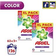ARIEL Color & Style 2× 4,7 kg (126 praní) - Prací prášok