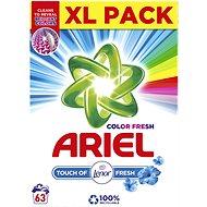 ARIEL Color Fresh Touch of Lenor 4,7 kg (63 praní) - Prací prášok