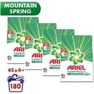 ARIEL Mountain Spring 4× 3,3 kg (180 praní)