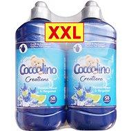 COCCOLINO Creations Passion Flower 2× 1,45 l (116 praní) - Aviváž