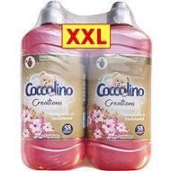 COCCOLINO Creations Honeysuckle 2× 1,45 l (116 praní) - Aviváž