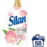 SILAN Peony & White Tea Scent 1,45 l (58 praní) - Aviváž