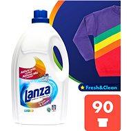 LANZA Fresh&Clean Gel for Colour Laundry 4.5l (90 Washings) - Washing Gel