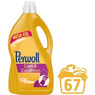 PERWOLL Care & Condition 4.05 l (67 washes) - Washing Gel