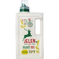 Ekologický prací gél JELEN Prací gél s vôňou lipy 2,7 l (60 praní)