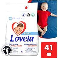 LOVELA Baby na farebnú bielizeň 4,1 kg (41 praní) - Prací prášok