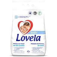 LOVELA Baby na bielu bielizeň 4,1 kg (41 praní) - Prací prášok