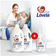 LOVELA Baby for White Linen 4.5l (50 washes) + LOVELA Baby for Colored Linen 4.5l (50 washes)