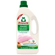 FROSCH EKO na vlnu a jemnú bielizeň mandle 1,5 l (30 praní) - Ekologický prací gél