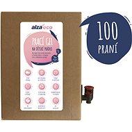 AlzaEco prací gél na detskú bielizeň 5 l (100 praní) - Ekologický prací gél