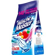 WASCHE MEISTER Color 10,5 kg (140 praní) - Prací prášok