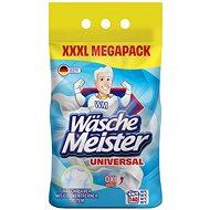 WASCHE MEISTER Universal 10,5 kg (140 praní) - Prací prášok