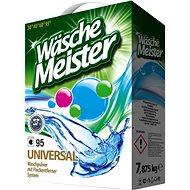 WASCHE MEISTER Universal box 7,875 kg (95 praní) - Prací prášok