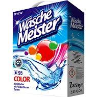 WASCHE MEISTER Color box 7,875 kg (95 praní) - Prací prášok