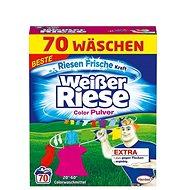 WEISSER RIESE Color Powder 3.85kg (70 Washings) - Washing Powder