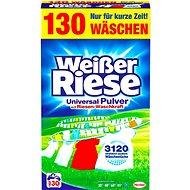 WEISSER RIESE Universal Powder 7.15kg (130 Washings) - Washing Powder