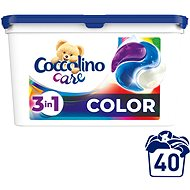 COCCOLINO Care Color 40 ks - Kapsuly na pranie