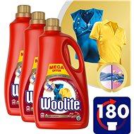WOOLITE Mix Colors 3× 3,6 l (180 praní)