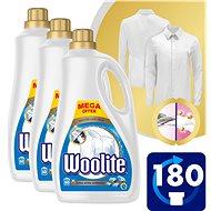 WOOLITE Extra White Brillance 3× 3,6 l (180 praní) - Prací gél
